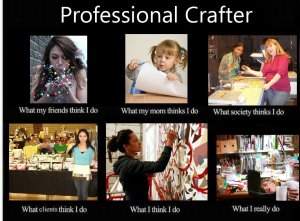 professional crafter
