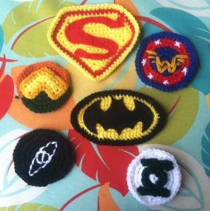 Justice League Logos