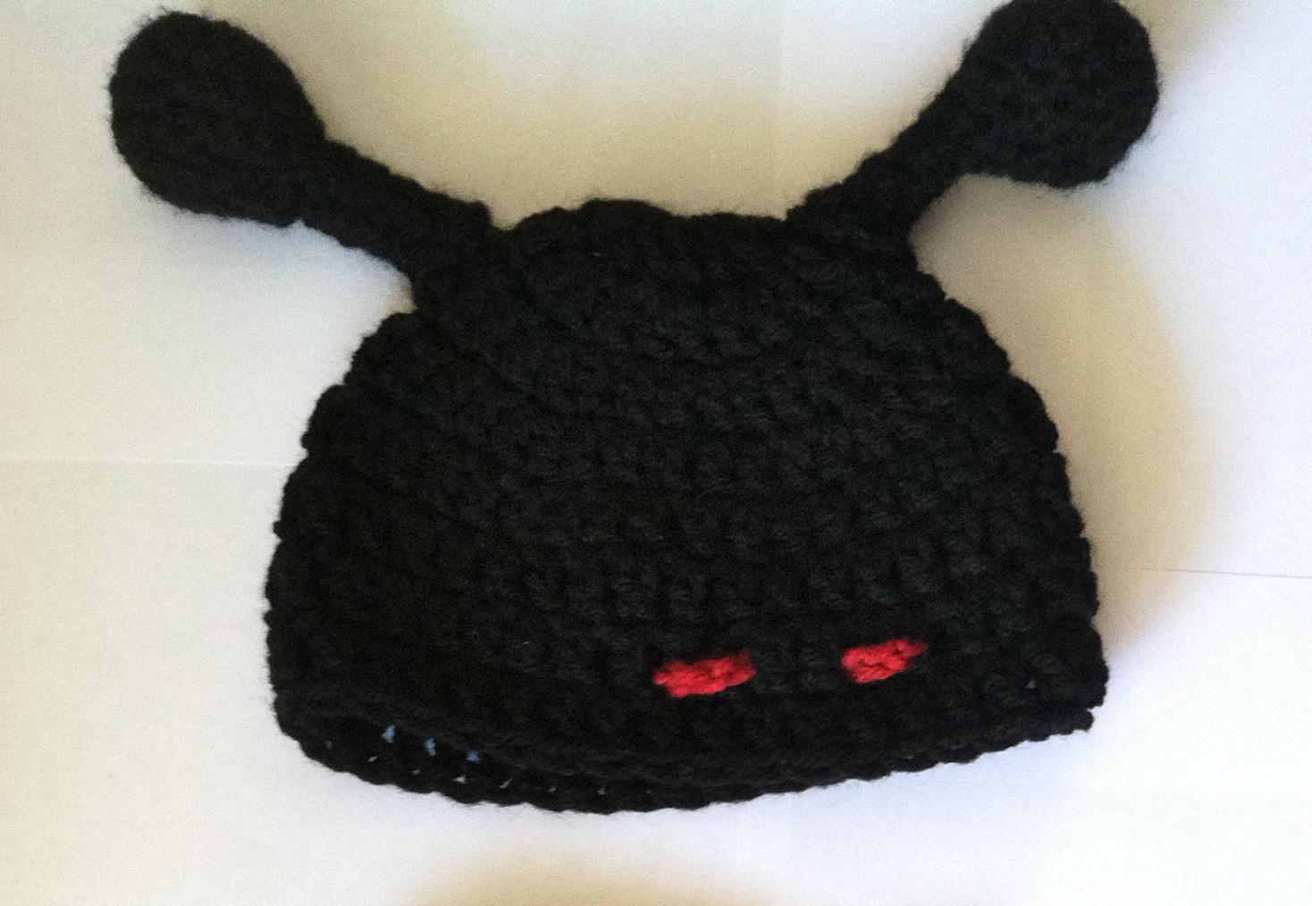 Basic Beanie Free Crochet Pattern – Family Bugs Crochet Designs