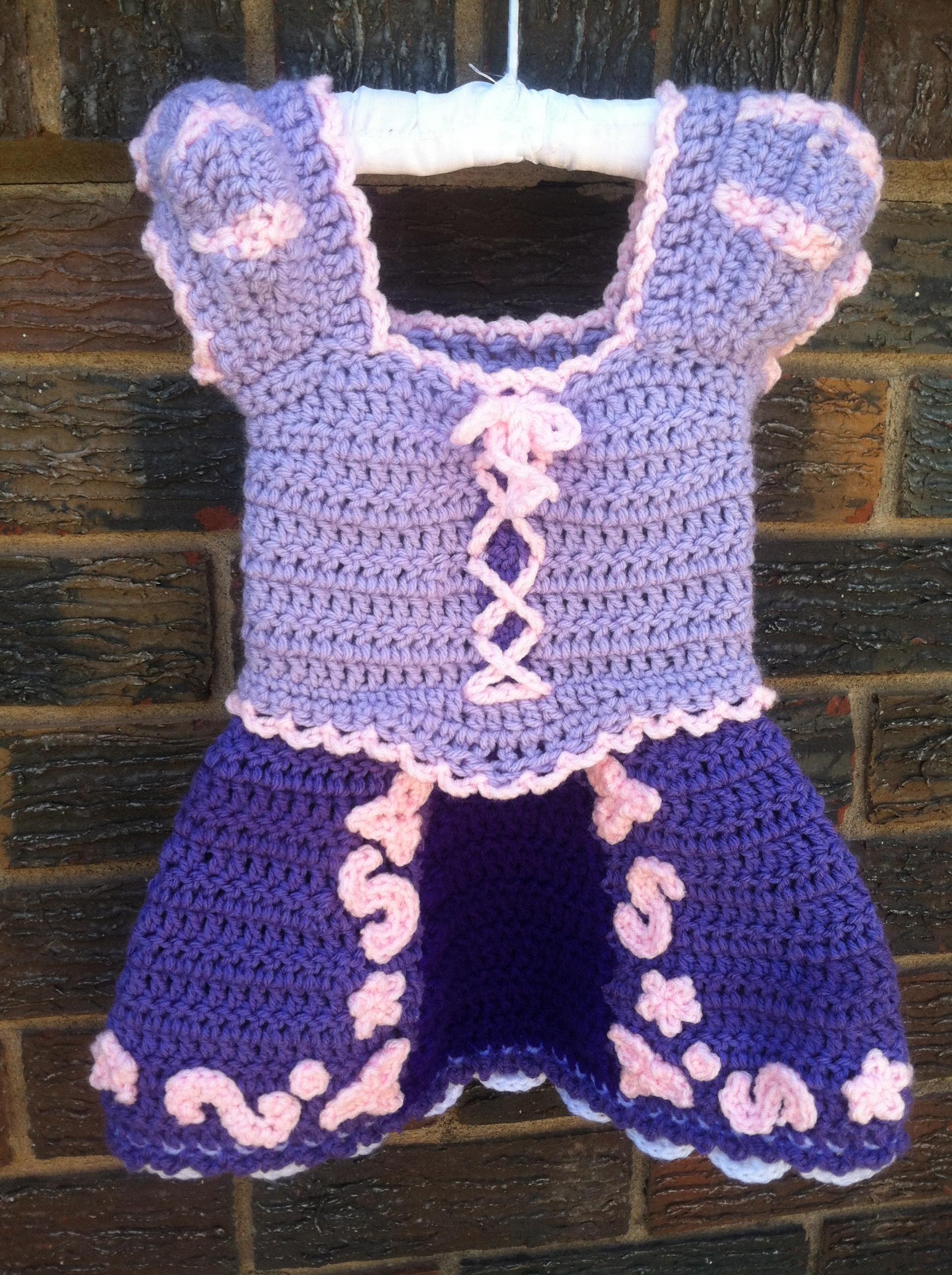Free Crochet Patterns Disney : Crochet Disney Princess *Inspired* Dresses ? Testing in ...