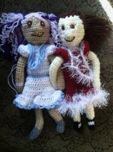 Pixie Elf Dolls