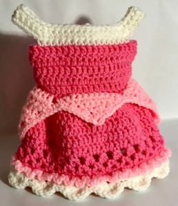 Crochet Dress Patten
