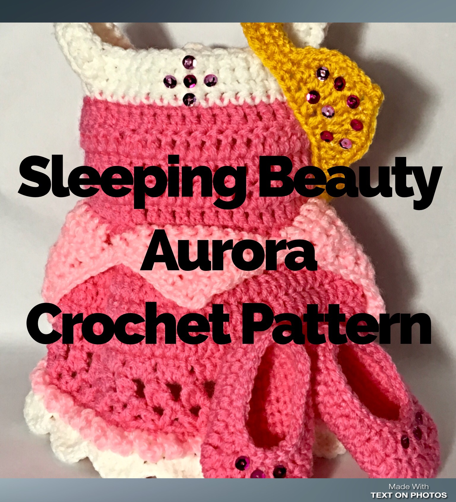 Sleeping Beauty Free Crochet Pattern Family Bugs Crochet Designs
