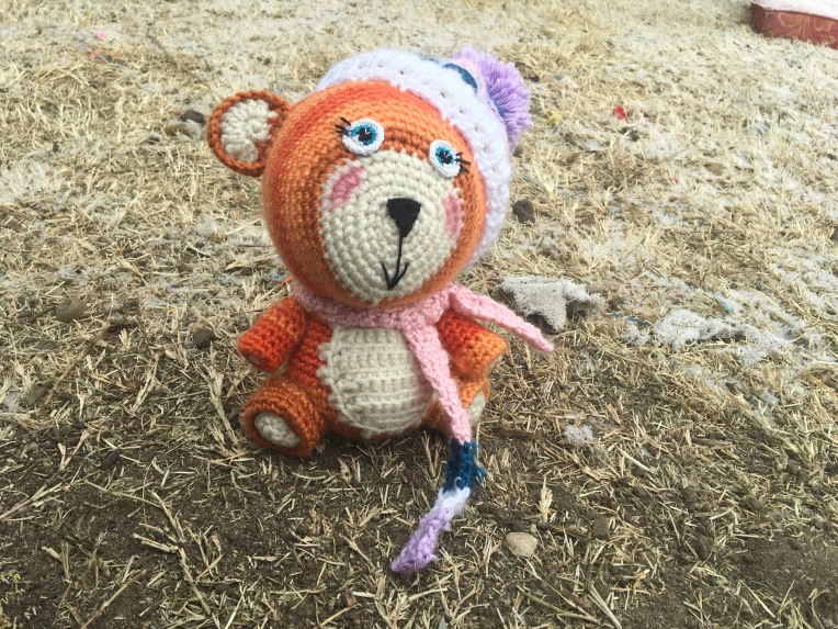 Fox Alice crochet pattern